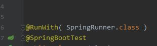 SpringBootTest